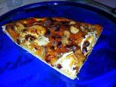 Pizza d'automne
