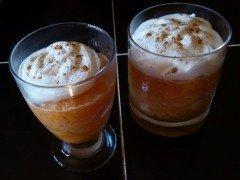Cappuccino de melon